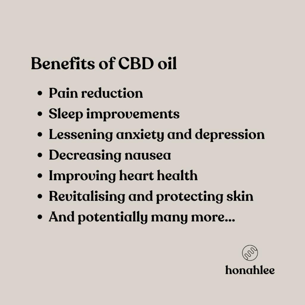 Cbd Oil Benefits Side Effects Medical Contraindications Honahlee