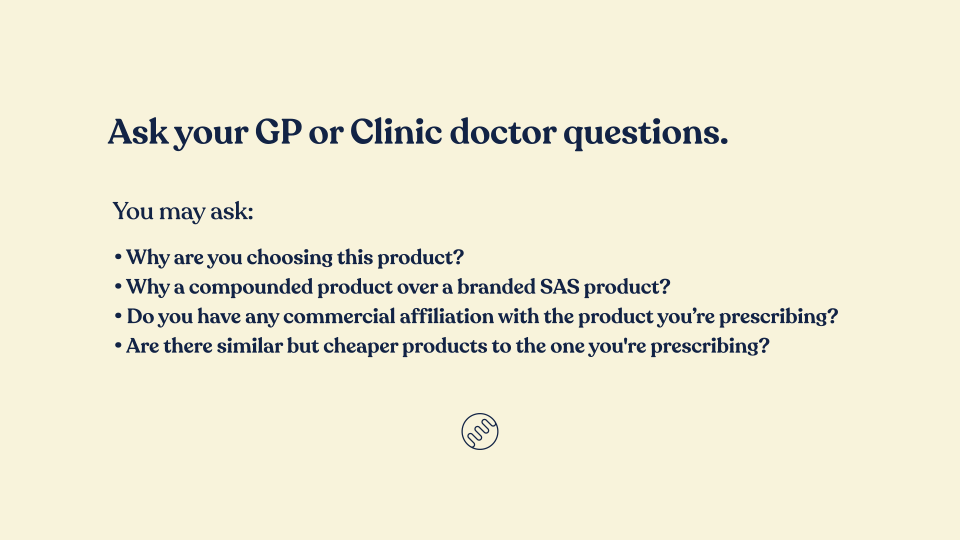 questions to ask your gp or clinic doctor